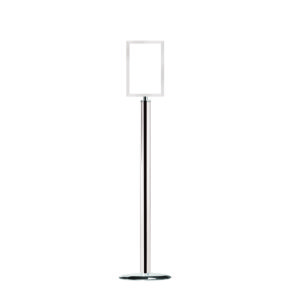 1310 Heavy Duty Metal Sign Stand