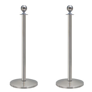 QueueWay Classic Line Post (Set of 2)