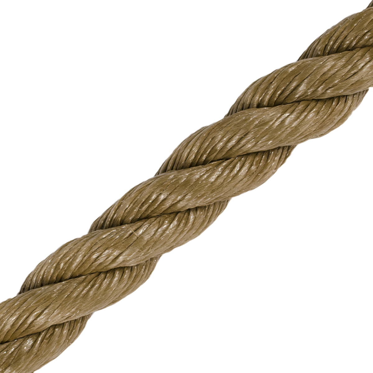 Polyhemp Rope Post Rope Lawrence Metal