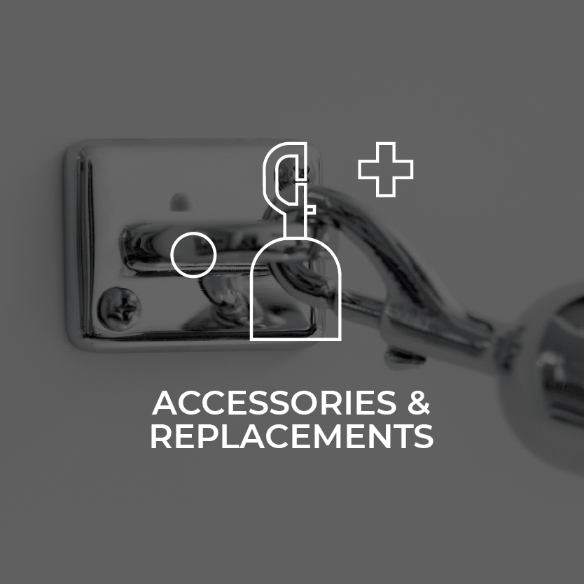 Accessories & Replacements