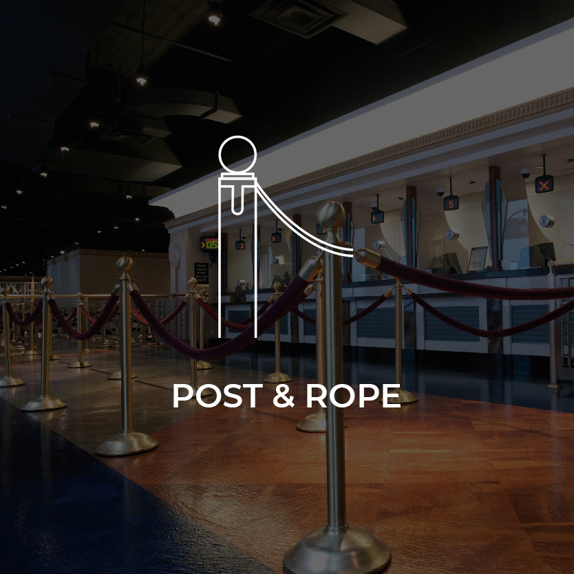Post and Rope
